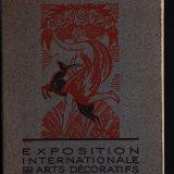 Catalogue général officiel / Exposition internationale des arts décoratifs et industriels modernes, Paris, avril-octobre 1925.