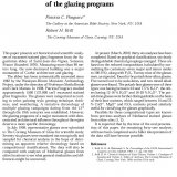 Scientific investigations of glass excavated at the Abbey of Saint-Jean-des-Vignes: toward a chronology of the glazing programs.