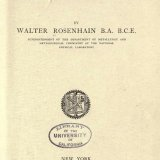 Glass manufacture / by Walter Rosenhain.