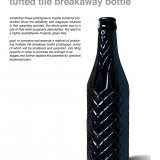 Design 2 [electronic resource]: tufted tile breakaway bottle: shape inspiration.
