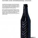 Design 2 [electronic resource]: tufted tile breakaway bottle: shape inspiration.