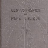 Oeuvres de René Lalique: Nöel 1933.