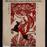 A selected collection of objects from the International Exposition of Modern decorative and industrial art at Paris 1925 / organized and exhibited by the American Association of Museums.