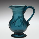 Free-blown glass