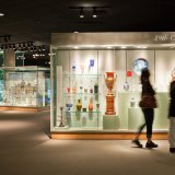 19th Century European Glass Gallery at The Corning Museum of Glass