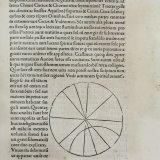 Marcus Vitruvius Pollio's De architectura (On architecture) printed in Rome, 1486