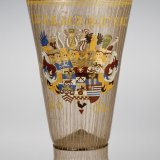 Enameled Glass Vessels, 1425 B.C.E.–1800: The Decorating Process
