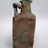 A Mold-Blown Bottle from the Workshop of Titianus Hyacinthus
