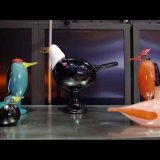 Iittala + Oiva Toikka's Birds Live Streamed Demonstration