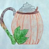 You Design it; We Make It! | Pumpkin Spice Latte by Chris Rochelle and Sarah