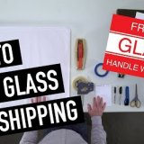 Soft Packing Glass for Shipping/Box-Within-a-Box