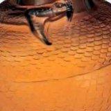 Lalique Snake Vase