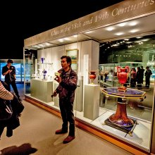 Explore 35 centuries of art in glass