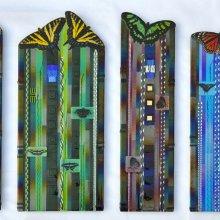 Mark Ditzler: Butterfly Panels