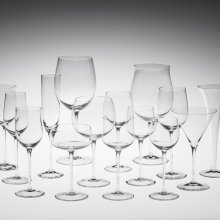 Goblets from the Sommeliers Series