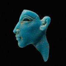 Face Inlay of the Pharaoh Akhenaten