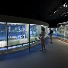 Early Northern European Glass Gallery at The Corning Museum of Glass