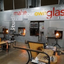 Make Your Own Glass Hot Shop