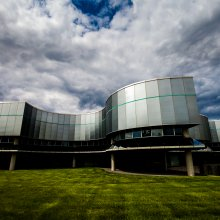 The Corning Museum of Glass Exterior