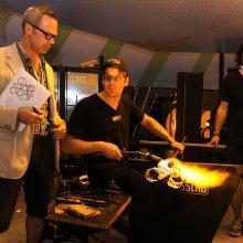 GlassLab session with designer Harry Allen