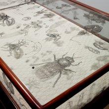 The Murmur of Bees (detail), Michael Rogers, Rochester, N.Y., 2006. 2009.4.81.