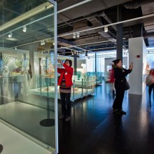 Ben W. Heineman Sr. Family Gallery of Contemporary Glass