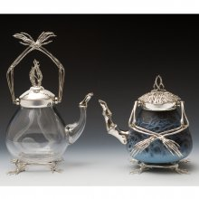 Wendy Yothers: Baba Yaga's Teapots for Light and Dark Spells