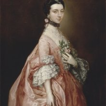 Mary Little, later Lady Carr, ca. 1765.