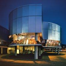 Corning Museum of Glass Exterior