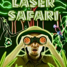 Prismatic Magic: Laser Safari