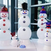 Glass Snow Family