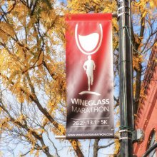 Photo courtesy of the Wineglass Marathon Facebook page