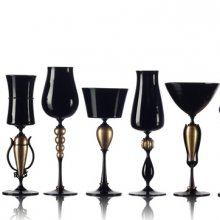 Black Goblets by Michael Schunke
